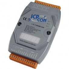 I-7188XBD-CAN-G CR, ICP DAS Co, ПАК, μPAC и I-7188