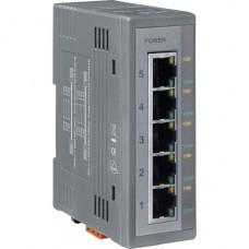 NS-205 CR, ICP DAS Co, Неуправляемые Ethernet коммутаторы, Коммутаторы