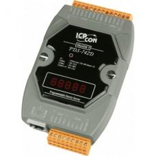 PDS-742D CR, ICP DAS Co, Программируемые серверные устройства, Интерфейсы