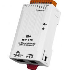 tGW-715 CR, ICP DAS Co, Интерфейсы, Шлюзы