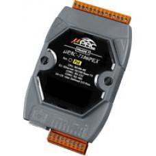 μPAC-7186PEX-G CR, ICP DAS Co, ПАК, μPAC и I-7188