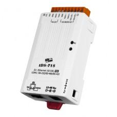 tDS-718 CR, ICP DAS Co, Серверные устройства, Интерфейсы