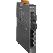 NSM-206AFCS-60T CR, ICP DAS Co, Промышленные медиаконвертеры, Коммутаторы