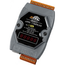 μPAC-7186PEXD-G CR, ICP DAS Co, ПАК, μPAC и I-7188