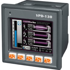 VPD-130 CR, ICP DAS Co, TouchPAD, HMI