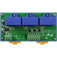 DN-843I-CT-10 CR, ICP DAS Co, Серия DN-800, Развязки