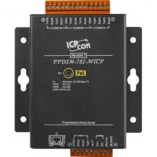 PPDSM-782-MTCP CR, ICP DAS Co, Программируемые серверные устройства, Интерфейсы