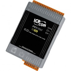 PET-7215 CR, ICP DAS Co, Модули В/В, Ethernet и EtherCAT