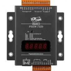 PDSM-732D CR, ICP DAS Co, Программируемые серверные устройства, Интерфейсы