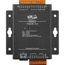 PDSM-743 CR, ICP DAS Co, Программируемые серверные устройства, Интерфейсы