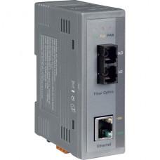 NS-200AFCS-T CR, ICP DAS Co, Промышленные медиаконвертеры, Коммутаторы