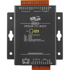 PPDSM-732-MTCP CR, ICP DAS Co, Программируемые серверные устройства, Интерфейсы