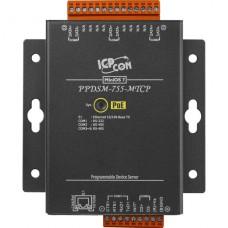 PPDSM-755-MTCP CR, ICP DAS Co, Программируемые серверные устройства, Интерфейсы
