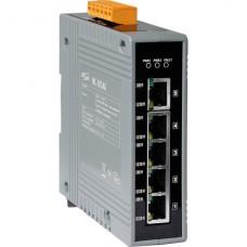 NS-205AG CR, ICP DAS Co, Неуправляемые Ethernet коммутаторы, Коммутаторы