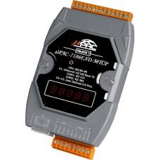 μPAC-7186PEXD-MTCP-G CR, ICP DAS Co, ПАК, μPAC и I-7188
