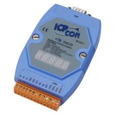I-7521D CR, ICP DAS Co, Конвертер, Интерфейсы