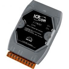 I-7563U CR, ICP DAS Co, Конвертер, Интерфейсы