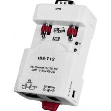 tDS-712 CR, ICP DAS Co, Серверные устройства, Интерфейсы