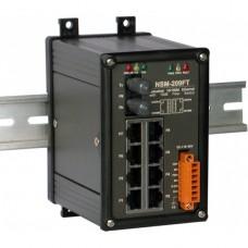 NSM-209FT CR, ICP DAS Co, Промышленные медиаконвертеры, Коммутаторы