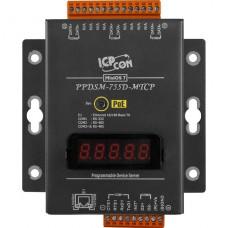 PPDSM-755D-MTCP CR, ICP DAS Co, Программируемые серверные устройства, Интерфейсы