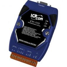 GW-7552-B CR, ICP DAS Co, Интерфейсы, Шлюзы