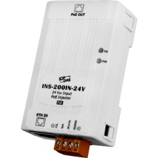 tNS-200IN-24V CR, ICP DAS Co, Неуправляемые Ethernet коммутаторы, Коммутаторы