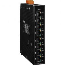 NS-208A CR, ICP DAS Co, Неуправляемые Ethernet коммутаторы, Коммутаторы