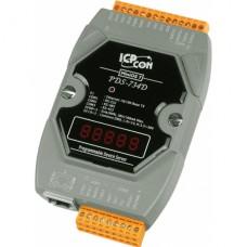 PDS-734D CR, ICP DAS Co, Программируемые серверные устройства, Интерфейсы