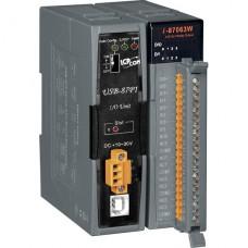 USB-87P1-G CR, ICP DAS Co, I-8K & I-87K, Модули В/В
