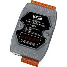 PPDS-762D-MTCP CR, ICP DAS Co, Программируемые серверные устройства, Интерфейсы