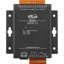 PDSM-752 CR, ICP DAS Co, Программируемые серверные устройства, Интерфейсы