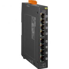 NSM-208PSE CR, ICP DAS Co, Неуправляемые Ethernet коммутаторы, Коммутаторы