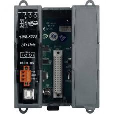 USB-87P2-G CR, ICP DAS Co, I-8K & I-87K, Модули В/В
