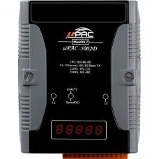 uPAC-5002D CR, ICP DAS Co, ПАК, μPAC и I-7188