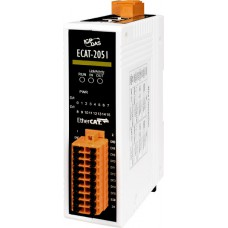 ECAT-2051 CR, ICP DAS Co, Модули В/В, Ethernet и EtherCAT