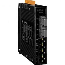 NS-206AFCS-T CR, ICP DAS Co, Промышленные медиаконвертеры, Коммутаторы
