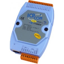 I-7188EX-MTCP CR, ICP DAS Co, ПАК, μPAC и I-7188