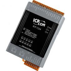 ET-7224 CR, ICP DAS Co, Модули В/В, Ethernet и EtherCAT