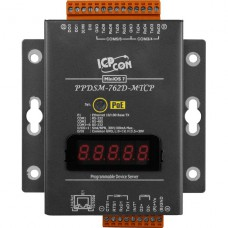 PPDSM-762D-MTCP CR, ICP DAS Co, Программируемые серверные устройства, Интерфейсы