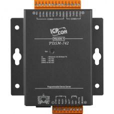 PDSM-742 CR, ICP DAS Co, Программируемые серверные устройства, Интерфейсы