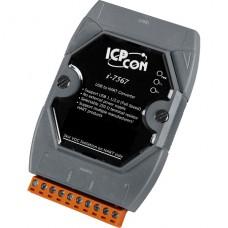 I-7567 CR, ICP DAS Co, Конвертер, Интерфейсы
