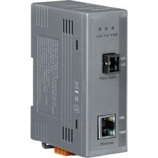 NS-200WDM-A CR, ICP DAS Co, Промышленные медиаконвертеры, Коммутаторы