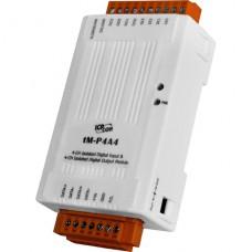tM-P4A4 CR, ICP DAS Co, I-7000 & M-7000, Модули В/В