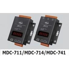 Концентраторы данных Modbus семейства MDC-700 от ICPDAS
