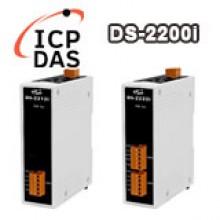 Серия DS-2200i – серверы устройств с портами Ethernet и несколькими изолированными портами RS-232/422/485
