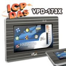 Операторские панели VPD-173X  с функциями ввода/вывода сигналов