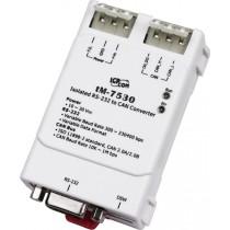 tm-7530A - эконом-преобразователь UART/CAN от ICP DAS