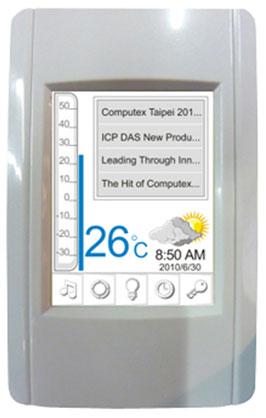 Фирма ICP DAS, (Тайвань) уведомляет о том, что операторские панели серии TPD-280U/280-H, TPD-283U/283-H/283U-H, TPD-280-Mx, TPD-283-Mx, TPD-283U-Mx будут комплектоваться новыми LCD-панелями.